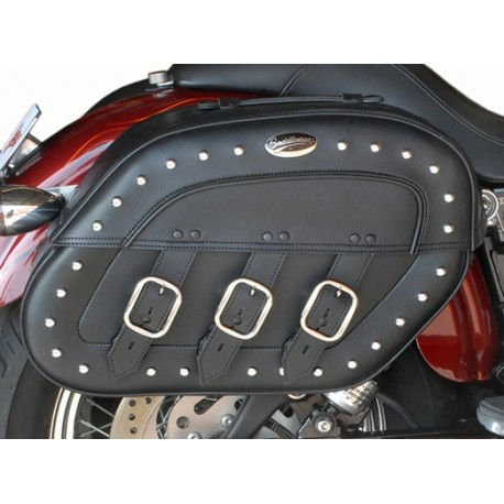 MOUNT RIGID SADDLEBAGS Desperado VN 1600 VULCAN CLASSIC 03-08
