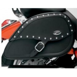 ALFORJAS DESPERADO TEARDROP SADDLEBAGS VT 1300C 03-07