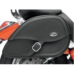 DRIFTER TEARDROP SADDLEBAGS SADDLEBAGS VT 1300R / S 05-07
