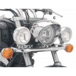 SUPPORT AUXILIARY LIGHTS HONDA COBRA VTX1800C / R / S 02-08