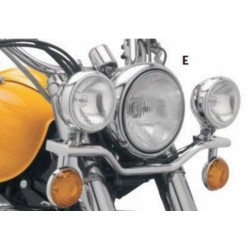 COBRA SUPPORT AUXILIARY LIGHTS KAWASAKI VULCAN CLASSIC VN1600A 0
