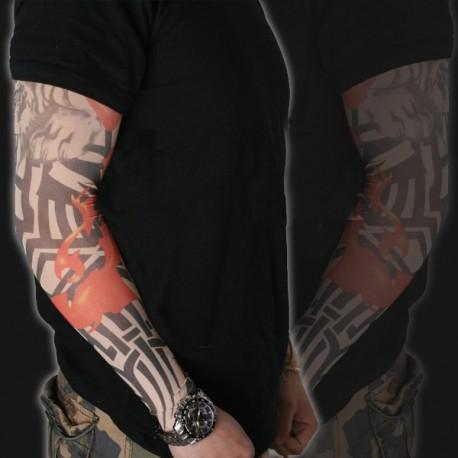 manga-imitacion-tatoo-tiger-tribal