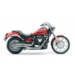 ESCAPE COBRA SPEEDSTER SWEPT KAWASAKI VN900 06-10