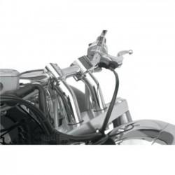 TORRETA KICKBACK RISERS V-STAR 650 99-10 / 1100 CUSTOM / CLASSIC 9