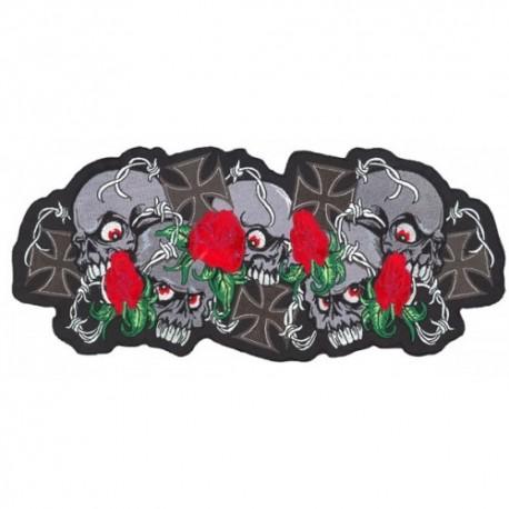 parche-skulls-n-roses