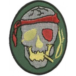 PATCH SKULL BANDANA
