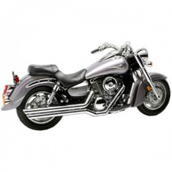 VANCE & HINES STAGGERED ESCAPE KAWASAKI VN1600 03-08