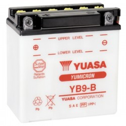 BATERIA YUASA YB9-B