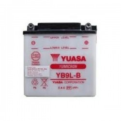 YB9L-B YUASA BATTERY