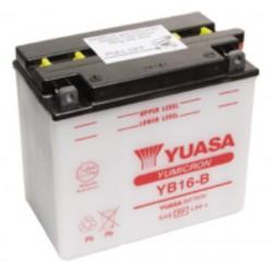 YUASA BATTERY YB16-B