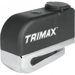 DISC LOCK WITH ALARM TRIMAX