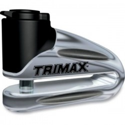 TRIMAX DISK LOCK 10MM CHROME