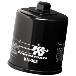 OIL FILTER K & N OTHER MODELS AND HONDA KAWASAKI YAMAHA